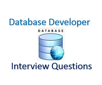 Database Developer U2013 Interview Que... By Matt Zilley · Interview Questions