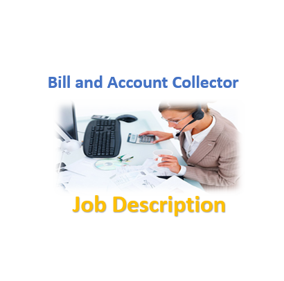 collector job description